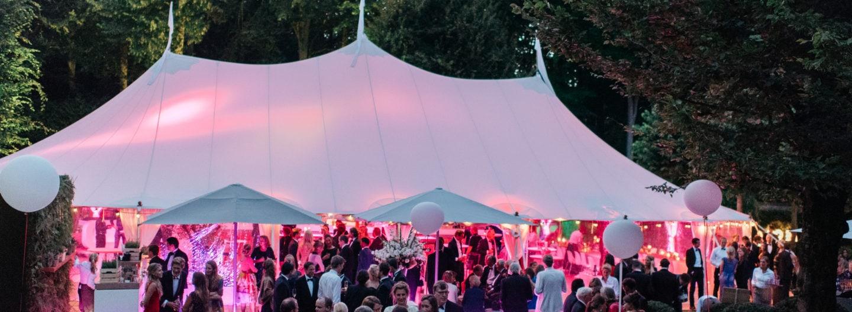 DJ bruiloft feest
